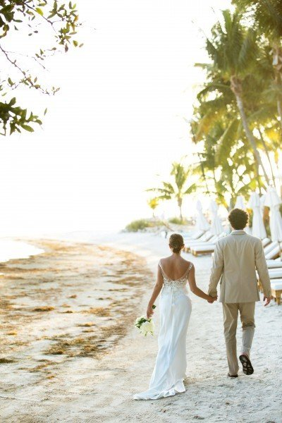 Kate Wes Small Beach Wedding An Intimate Destination Wedding