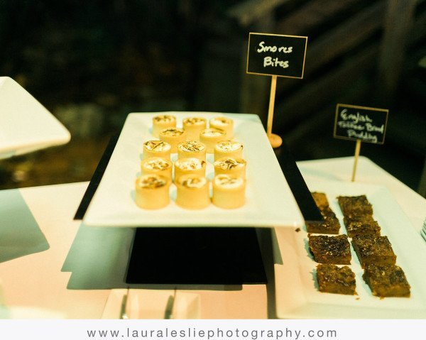 smores bites hors d'oeuvres